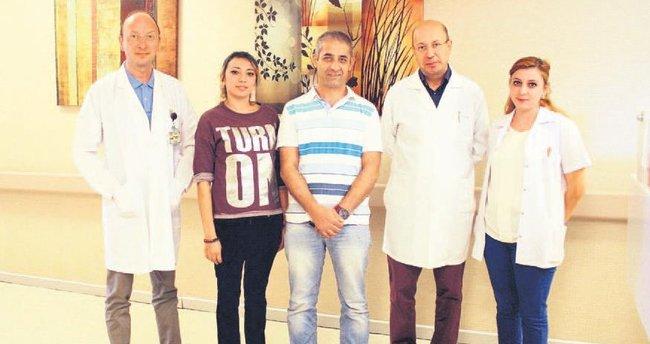 Azeri kadına, Türk eşinden ikinci hayat