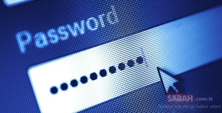 İşte 2018'in en kötü şifreleri