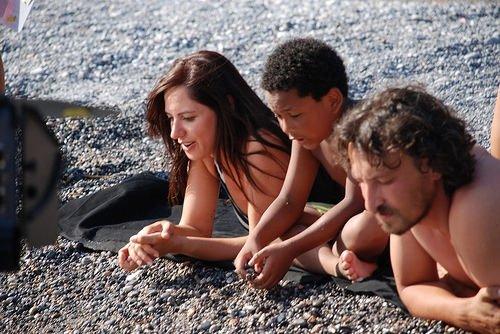 Denizden Gelen filminden kareler