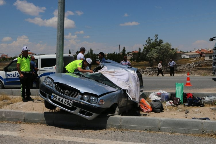 Katliam gibi kaza: 3 kişi yaşamını yitirdi!