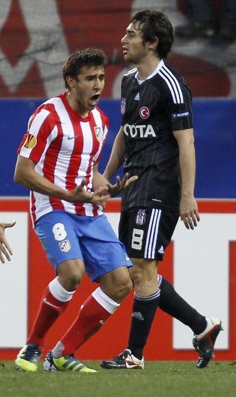 Atletico Madrid - Beşiktaş
