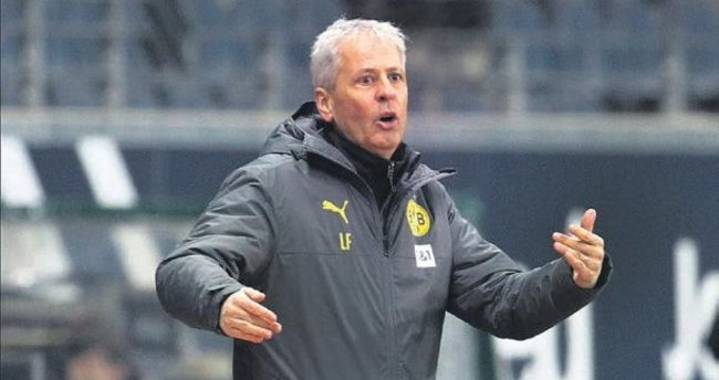 Lucien Favre'ye iki yıllık teklif