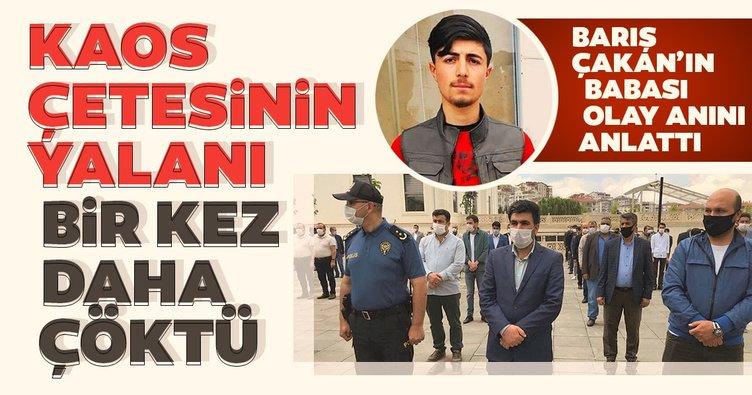 Son dakika: Ankara'da katledilen Barış Çakan'ın babası ilk kez konuştu! Kaos planları bir kez daha çöktü...