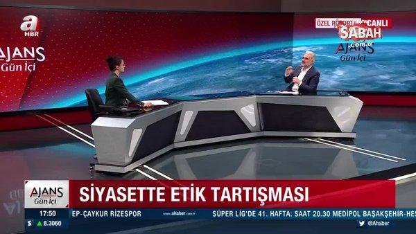 AK Parti İstanbul İl Başkanı Osman Nuri Kabaktepe'den Ali Babacan'a sert tepki   Video