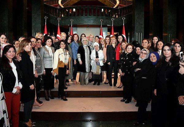 Emine Erdoğan'ın 'Sıfır Atık' projesine kadınlardan tam destek