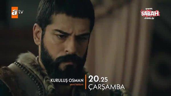 Kuruluş Osman 56. bölüm fragmanı...