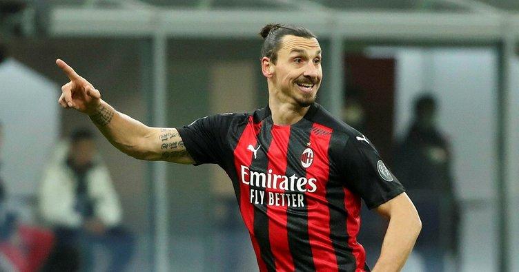 Son dakika haberleri: Milan'ın golcüsü İbrahimovic'ten sözleşme açıklaması!