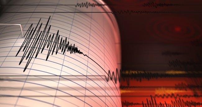ABD'de 6,1 şiddetinde deprem!