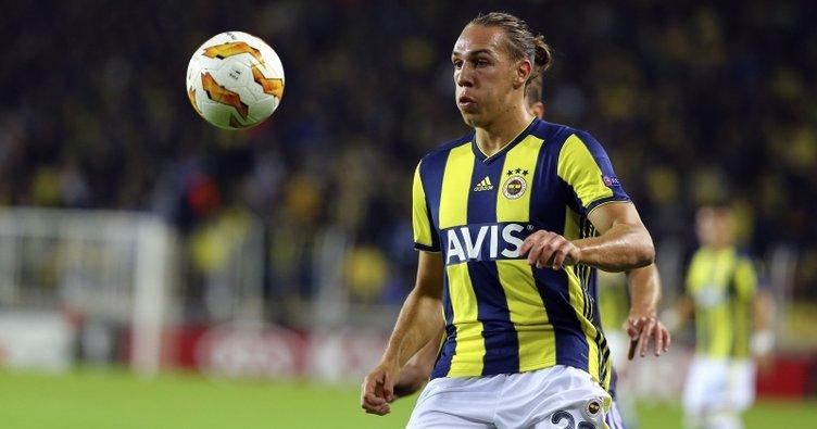 Fenerbahçe'ye Michael Frey müjdesi