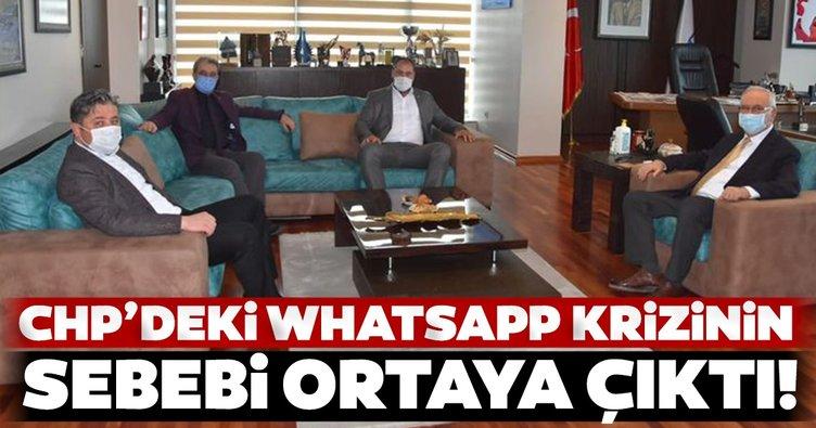 CHP'deki Whatsapp krizinde ikinci perde: Ankara için kavga etmişler