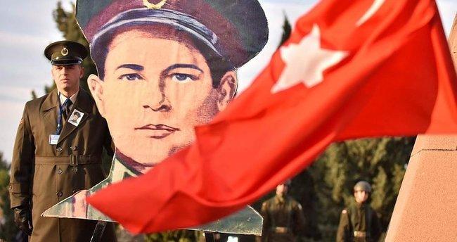Şehit Mustafa Fehmi Kubilay törenle anıldı