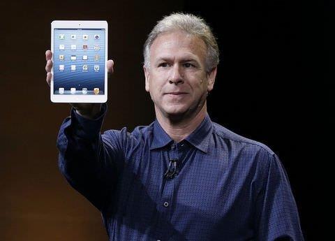 İşte merakla beklenen mini iPad
