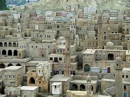 İşte Mardin evleri