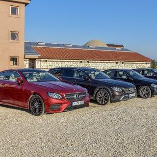 Mercedes-Benz Türk, yenilenen E-Serisi ailesinin üyeleriyle yola çıktı