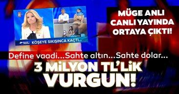 SON DAKİKA HABERİ: Türkiye Müge Anlı`daki bu olayı konuşuyor! Onlarca kişiyi dolandırdı ve 3 milyon TL`lik vurgun yaptı!