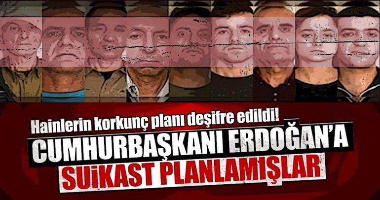 Yunanistan'da DHKP-C'nin Erdoğan'a suikast planı ortaya çıkarıldı