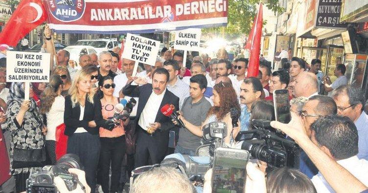 Ankaralılar oyunu bozdu