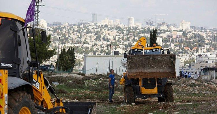 Altı Avrupa ülkesinden İsrail'e Givat Hamatos yerleşim planından vazgeçmesi çağrısı