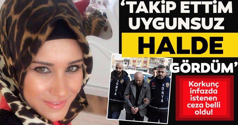 SON DAKİKA: Konya'da çifte cinayete müebbet! Hediye İnanç'ı takip etmiş!