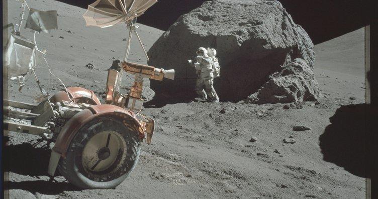 Nvidia Ay'a çıkılmadı teorisine son noktayı...