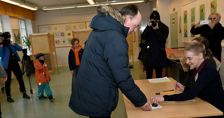 Finlandiya'da parlamento seçimleri