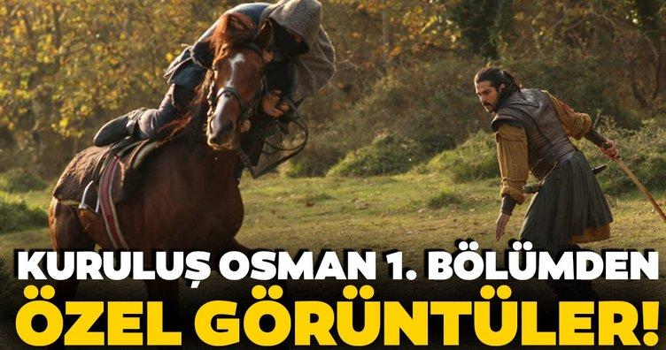 Kuruluş Osman'dan ilk kareler! Kuruluş Osman 1. Bölümden görüntüler