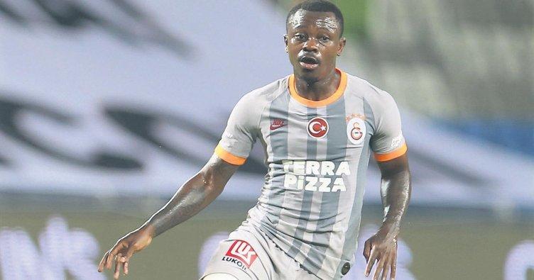 Galatasaray'ın aklı fikri Seri'de