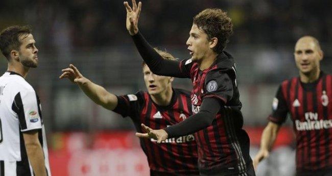 Milan Juventus maç sonucu