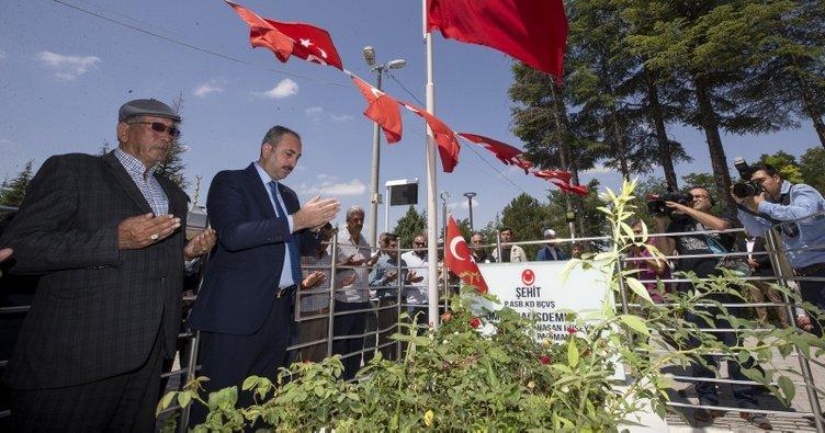 Şehit Ömer Halisdemir'in memleketi Niğde'de 15 Temmuz şehitleri anıldı
