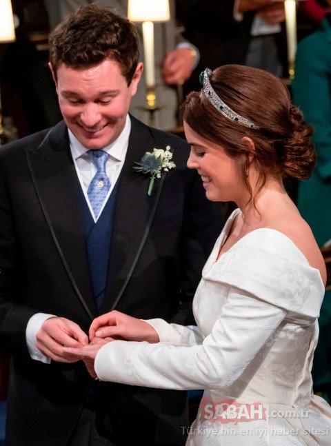 Kraliyet düğününde altyazı skandalı: Ne güzel gelinlik yerine...