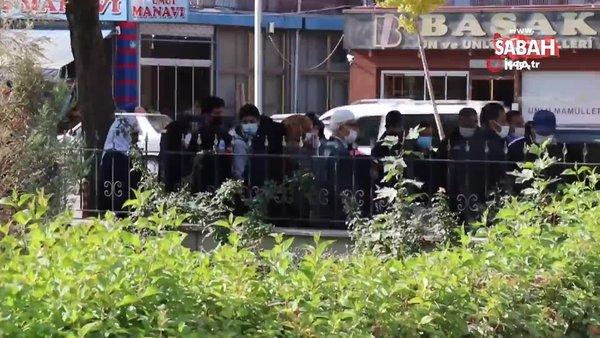 Kırşehir'de terör operasyonu 15 gözaltı   Video