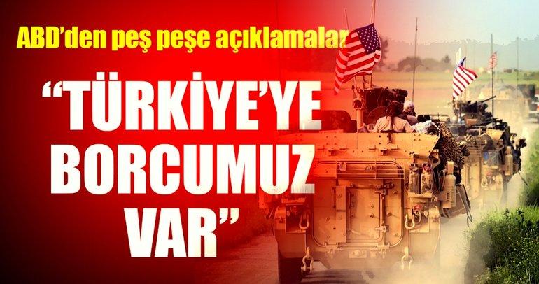 ABD Dışişleri Bakanı Tillerson'dan YPG açıklaması