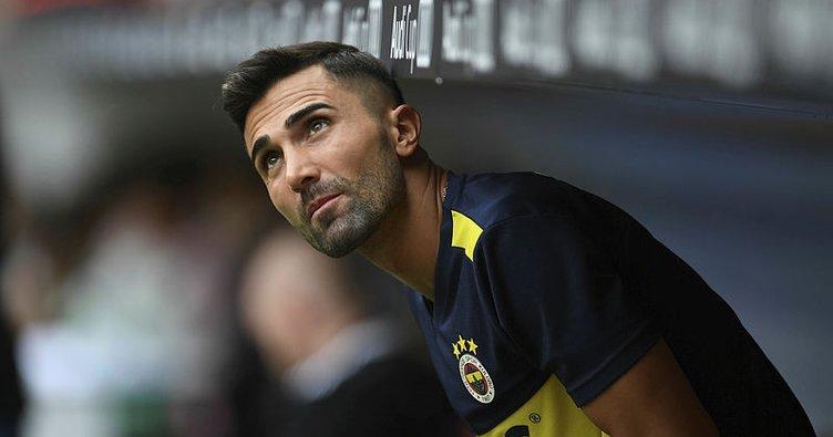 Hasan Ali Kaldırım Fenerbahçe'den ayrıldı!
