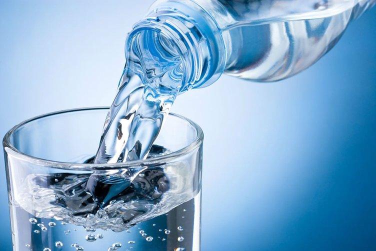 Oruç tutuyorsanız günde 14 bardak su için