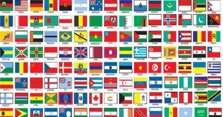 İpucu sorusu | Tunus, Bahreyn ve Singapur bayraklarının ortak özelliği nedir?