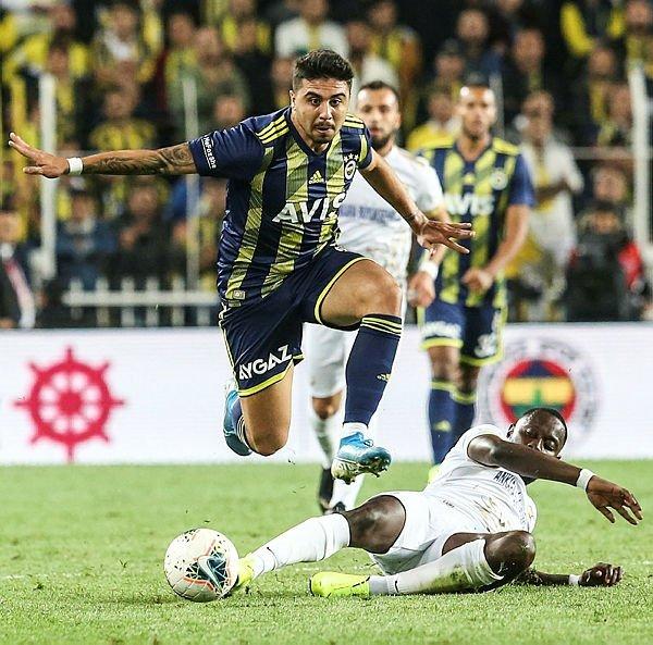 Rıdvan Dilmen, Galatasaray derbisi öncesi Fenerbahçe'yi yorumladı