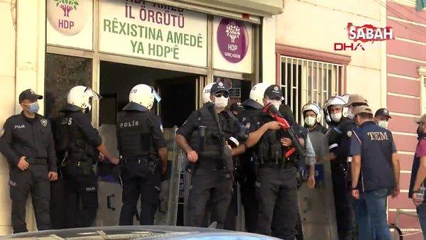 Diyarbakır HDP binasında ele geçirilen PKK ajandasında, birçok eylemin faili teröristlerin bilgileri de var | Video