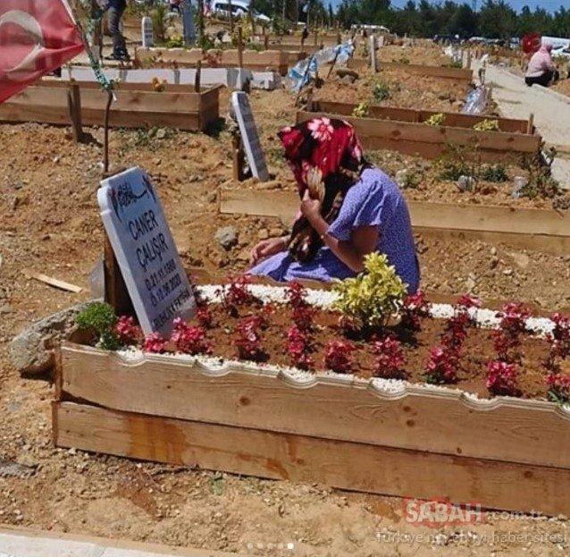 Survivor Cemal Can hakkında son dakika: Caner Çalışır'ın mezarı başında Cemal Can'a sitem edildi!
