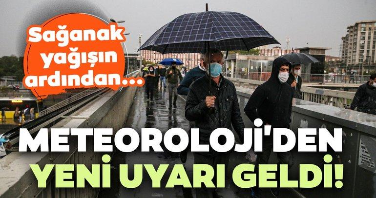 Son dakika haberi: Meteoroloji'den son dakika uyarısı geldi! Balkanlar'dan soğuk hava geliyor