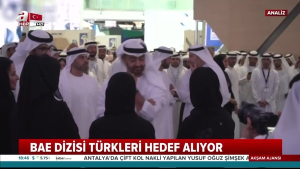 Birleşik Arap Emirlikleri'nden Osmanlı ve Türkiye aleyhinde karalama ve algı operasyonu
