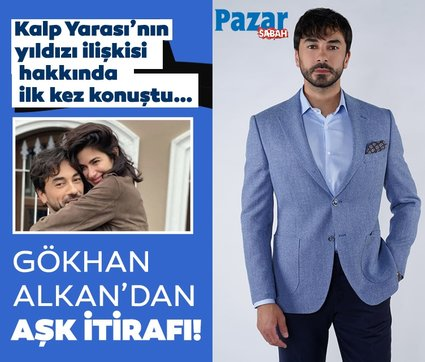Kalp Yarası'nın yıldızı Gökhan Alkan oyuncu Nesrin Cavadzade ile olan ilişkisi hakkında ilk kez konuştu! Yakışıklı oyuncudan çok konuşulacak aşk itirafı!