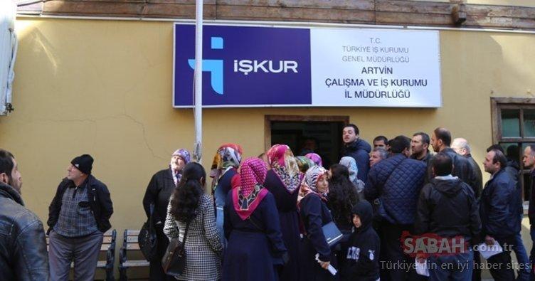 İŞKUR'da binlerce iş ilanı! İŞKUR personel alım şartları ve detayları...