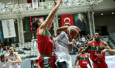 Beşiktaş ilk galibiyetini aldı