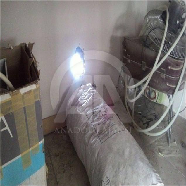 Nusaybin'deki tahribatı fotoğraflar ortaya koydu