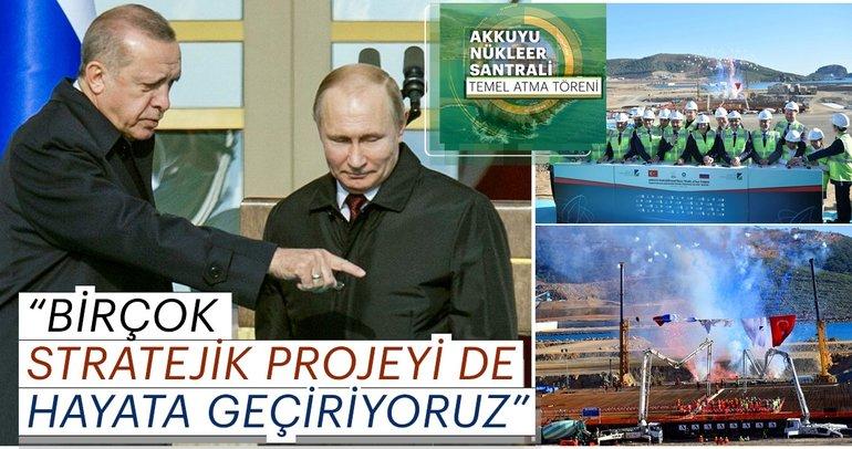 Son Dakika: Cumhurbaşkanı Erdoğan'dan önemli açıklamalar!