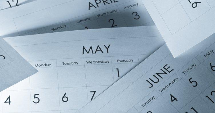 March hangi ay, Mar hangi ayın kısaltması? Türkçede March ne demek?