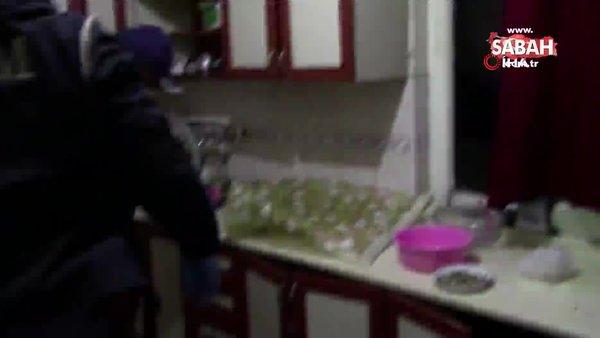 DEAŞ'a yönelik yapılan operasyon polis kamerasında | Video