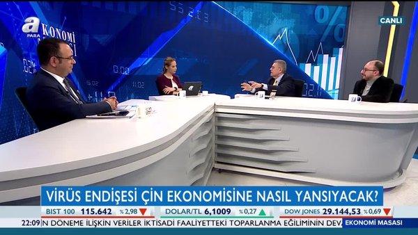 Ekonomi Masası | 20.02.2020