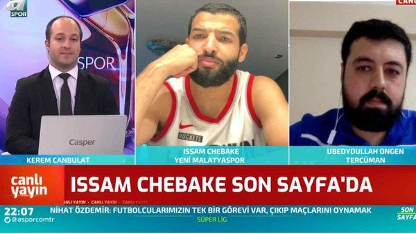 Issam Chebake Liglerin Başlamasını Değerlendirdi