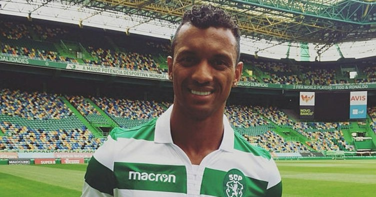 Nani, Sporting Lizbon'da